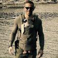 Blake Lively a posté le 21 juin 2015, jour de Fête des pères, une photo de Ryan Reynolds avec sa fille James.