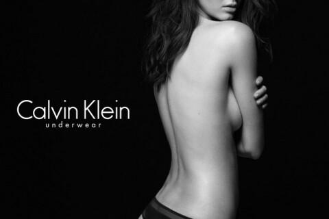 Kendall Jenner : Craquante en sous-vêtements pour Calvin Klein