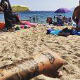 Steven (Les Anges 7) : Il retrouve la forme sur la plage à Cannes