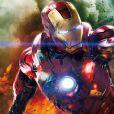 Poster d'Iron Man.
