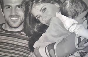 Cesc Fabregas papa : Sa belle Daniella a accouché de leur second enfant