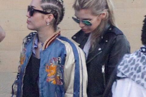 Miley Cyrus, inséparable de la bombe Stella Maxwell : ''J'ai une chance inouïe''