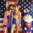 Miley Cyrus sur Instagram / Juillet 2015