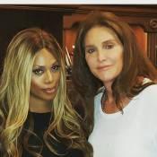 Caitlyn Jenner et Laverne Cox : La rencontre, enfin !
