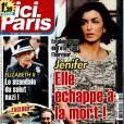 Le magazine Ici Paris du 22 juillet 2015
