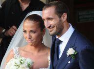 Giorgio Chiellini (Juventus) papa : Carolina a accouché de leur premier bébé