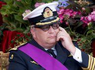 Laurent de Belgique : Coup de fatigue en pleine Fête nationale...