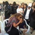 Mariah Carey en Israël avec ses enfants, Instagram - Juin 2015