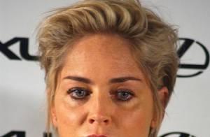 Sharon Stone n'aurait pas obtenu gain de cause pour la garde de son fils à cause du... botox  !