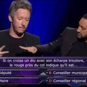 """Cyril Hanouna dans """"Qui veut gagner des millions ?"""" : Son étrange méthode"""