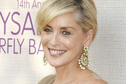 Sharon Stone : Un mariage particulier pour la star...