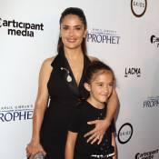 Salma Hayek : Maman radieuse avec Valentina, face à Eva Longoria