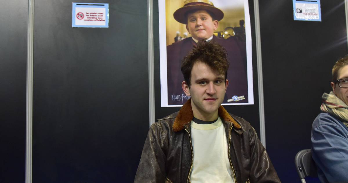 Harry melling salon paris manga sci fi show au parc for Salon zen porte de versailles 2015