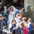 Mariage de Jorge Mendes, agent de Cristiano Ronaldo, à Porto le 2 août 2015.