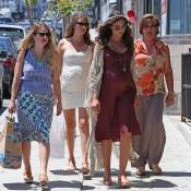 Odette Annable, enceinte : Baby shower girly avec CaCee Cobb et Stacy Keibler
