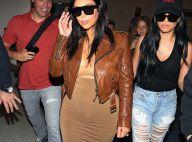Les Kardashian : Kim, enceinte et en voyage, abandonne ses soeurs