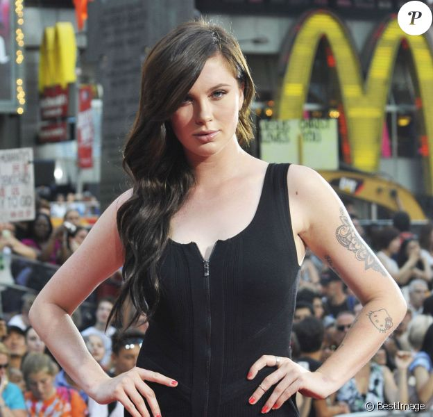 Ireland Baldwin à la première de 'Mission Impossible: Rogue Nation' à New York, le 27 juillet 2015