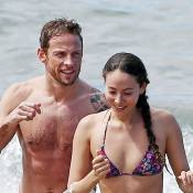 Jenson Button et Jessica cambriolés: Le pilote et sa belle gazés par les voleurs