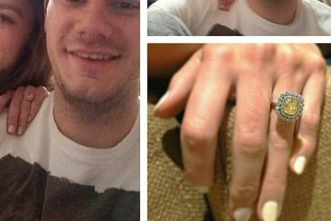 Hugh Hefner : Son fils Cooper fiancé avec une star d'Harry Potter