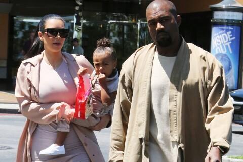 Kim Kardashian, enceinte :  Le prénom de son fils déjà connu et lié à North ?