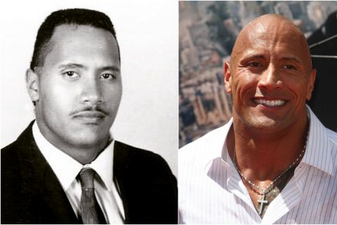 Dwayne Johnson à 16 ans : Trente ans plus tard, The Rock n'a pas changé !