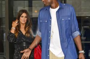Khloe Kardashian effrayée : Altercation matinale avec son ex Lamar Odom...