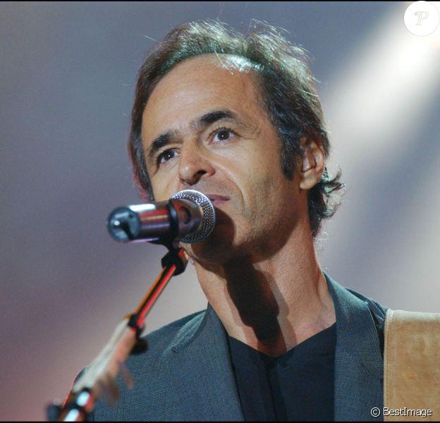 Jean-Jacques Goldman à La Rochelle en 2004.