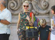 Gwen Stefani : Célibataire et stylée avec ses parents et ses garçons