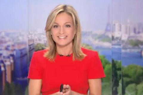 Audrey Crespo-Mara : Ses adieux touchants et pétillants au JT de TF1