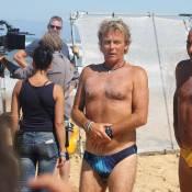 Camping 3 : Franck Dubosc affiche son corps en slip de bain