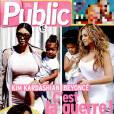 Magazine  Public  en kiosques le 28 août 2015.