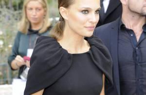 REPORTAGE PHOTOS : Natalie Portman sublime aux collections parisiennes !