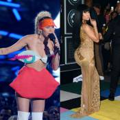 Nicki Minaj, récompensée, insulte Miley Cyrus en direct aux MTV VMAs 2015