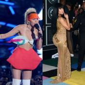Nicki Minaj, récompensée, insulte Miley Cyrus en direct aux MTV VMAs 2015