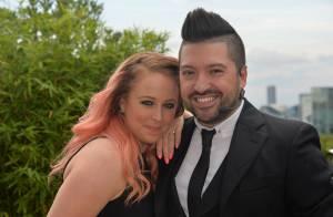 Chris Marques et sa chérie Jaclyn: Duo amoureux pour une annonce en grande pompe