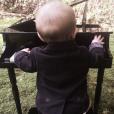 Le fils de Carrie Underwood est déjà un artiste en herbe / photo postée sur le compte Instagram de la chanteuse au mois d'août 2015.