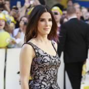 Sandra Bullock : Bryan, son nouveau chéri, est irrésistible, adorable et beau...