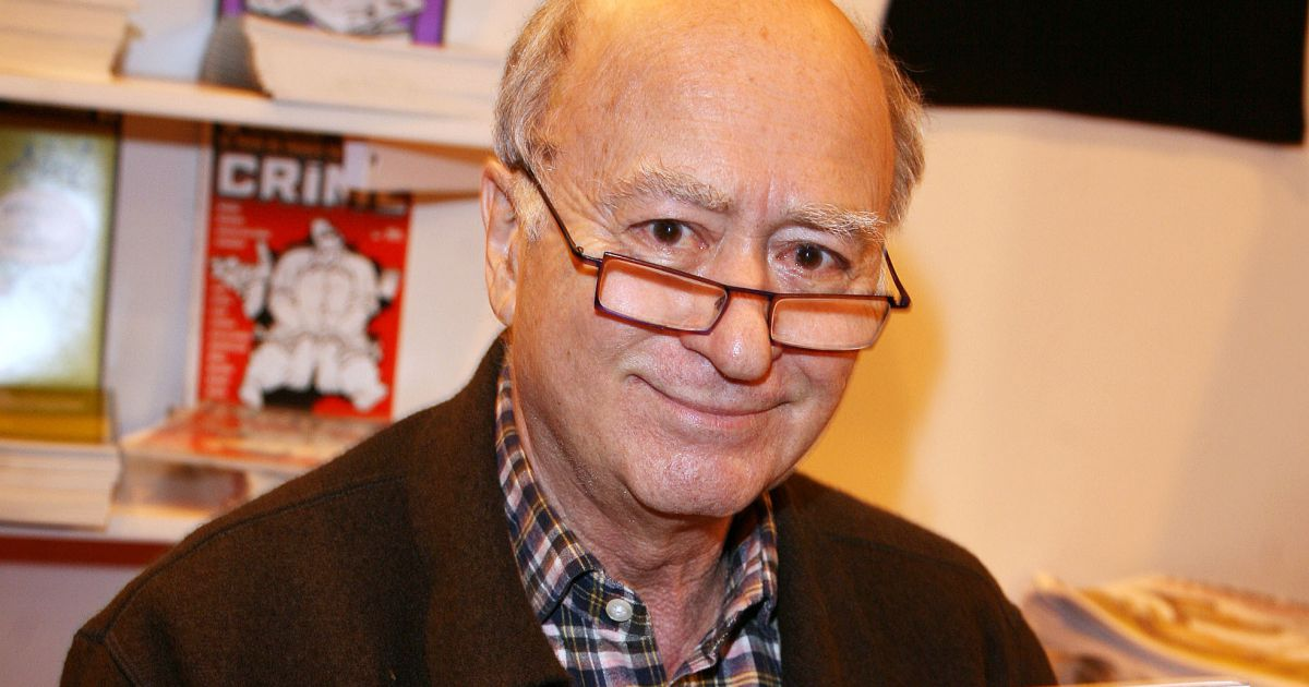 Georges wolinski au salon du livre de la porte de for Porte de versailles salon du vin