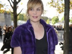 REPORTAGE PHOTOS : Emmanuelle Seigner, l'égérie de Celine a  le bon look !