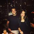 Pauline Ducruet, image de son séjour à New York au premier semestre 2015 issue de son compte Instagram.