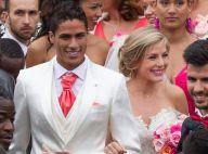 """Raphaël Varane à son mariage : """"Ma famille ne m'avait jamais vu comme ça !"""""""