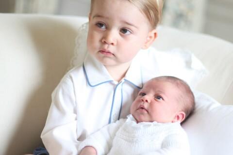 Kate Middleton l'artiste : La duchesse croque ses enfants George et Charlotte