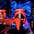 Les coachs dans The Voice Kids 2, à partir du 25 septembre 2015 sur TF1.
