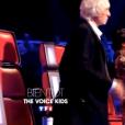 Les coachs debouts dans The Voice Kids 2, à partir du 25 septembre 2015 sur TF1.