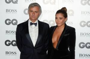 José Mourinho : Le décolleté de sa fille Matilde, 18 ans, affole la soirée GQ !