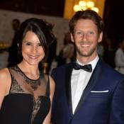 Romain Grosjean et sa belle Marion : Unis et complices avec Frédérique Bel