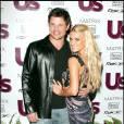 Jessica Simpson et Nick Lachey à la soirée Young Hot Hollywood Style Awards, à Los Angeles le 13 avril 2005