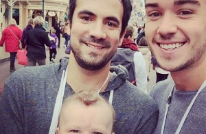 Alex Goude : Déclaration d'amour à son mari, 1re sortie à Disney pour leur fils