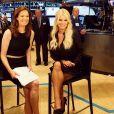 Jessica Simpson a ajouté une photo d'elle à la Bourse de New York sur son compte Instagram