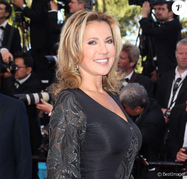 Natacha Amal à Cannes en mai 2014.